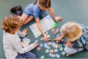 Как выбрать пазл для ребенка?