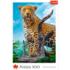 Пазл Trefl, 500 элементов - Дикий леопард