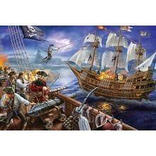 Пазл Schmidt, 150 элементов - Пиратское сражение