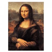 Пазл Clementoni, 1000 элементов - Леонардо: Мона Лиза