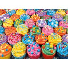 Пазл Clementoni, 500 элементов - Разноцветные капкейки