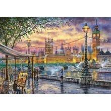 Пазл Castorland, 1000 элементов - Вдохновение. Лондон