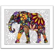 Пазл Pintoo, 500 элементов - Веселый слон