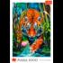 Пазл Trefl, 1000 элементов - Хищный тигр