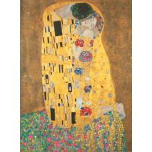 Пазл Clementoni, 500 элементов - Климт: Поцелуй