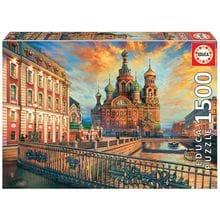 Пазл Educa, 1500 элементов - Санкт-Петербург
