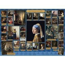 Пазл Cobble Hill, 1000 элементов - Картины Вермеера