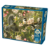 Пазл Cobble Hill, 500 элементов - Синички в цветущем саду