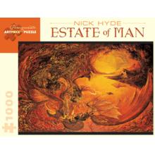 Пазл Pomegranate, 1000 элементов - Ник Хайд: Положение человека