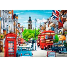 Пазл Trefl, 1000 элементов - Улица Лондона