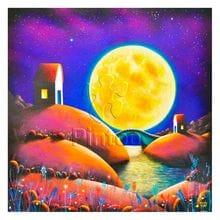 Пазл Pintoo, 1600 элементов - Д.Манди: Река Золотой луны