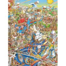 Пазл Heye,1500 элементов - Река истории