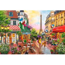 Пазл Trefl, 1500 элементов - Очаровательный Париж