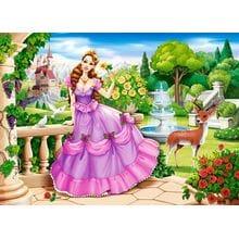 Пазл Castorland, 100 элементов - Принцесса в саду