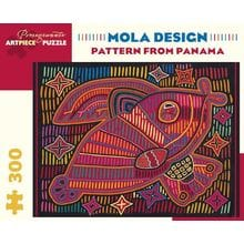 Пазл Pomegranate, 300 элементов - Мола Дизайн: Узор из Панамы