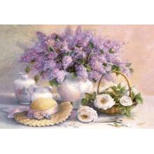 Пазл Castorland, 1000 элементов - Цветы, живопись
