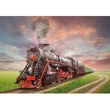 Пазл Educa, 2000 элементов - Советский поезд