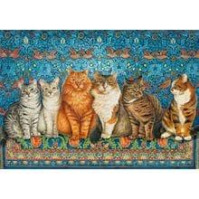 Пазл Castorland, 500 элементов - Коты-аристократы