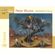 Пазл Pomegranate, 1000 элементов - Питер Блюм: Вилла Адриана.Сбор урожая.