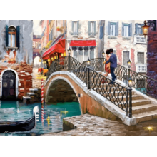 Пазл Castorland, 2000 элементов - Мост, Венеция