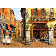 Пазл Educa, 1500 элементов - Цвета Италии - салюмерия, Виктор Швайко