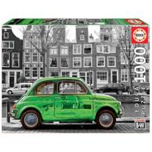 Пазл Educa, 1000 элементов - Автомобиль в Амстердаме