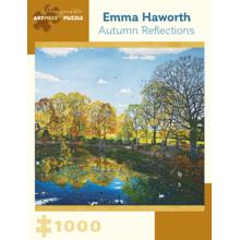 Пазл Pomegranate, 1000 элементов - Эмма Хаворт: Осенние размышления