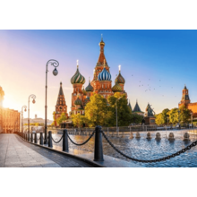 Пазл Castorland, 500 элементов - Собор Василия Блаженного