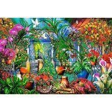 Пазл Trefl, 1500 элементов - Таинственный сад