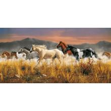 Пазл Clementoni, 13200 элементов - Табун лошадей
