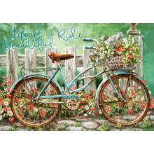 Пазл Castorland, 500 элементов - Велосипед