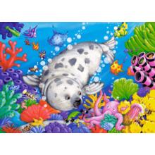 Пазл Castorland, 60 элементов - Коралловые рифы
