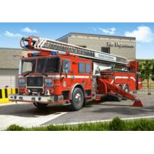 Пазл Castorland, 260 элементов - Пожарная машина
