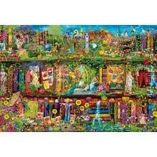Пазл Clementoni, 2000 элементов - Все о саде