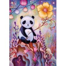 Пазл Heye, 1000 элементов - Мечтающая панда