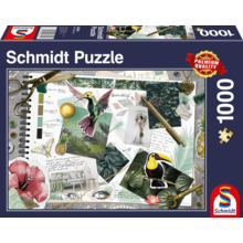 Пазл Schmidt, 1000 элементов - Доска желаний