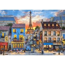 Пазл Castorland, 500 элементов - Улицы Парижа