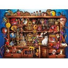 Пазл Clementoni, 1000 элементов - Лавка старых игрушек