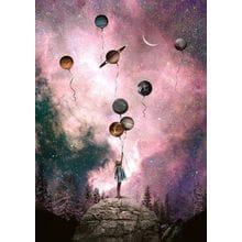 Пазл Schmidt, 1000 элементов - Н. Эйнат: Планета мечты