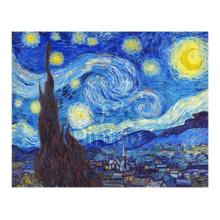 Пазл Pintoo, 500 элементов - В. Гог: Звездная ночь