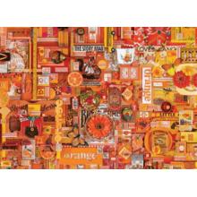 Пазл Cobble Hill, 1000 элементов - Оранжевый