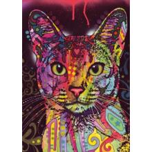 Пазл Heye, 2000 элементов - Абиссинская кошка