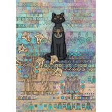 Пазл Heye, 1000 элементов - Египетская кошка, Jane Crowther