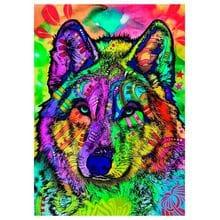 Пазл Heye, 1000 элементов - Волк