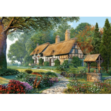 Пазл Castorland, 1500 элементов - Волшебный дом