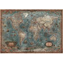 Пазл Educa, 8000 элементов - Историческая карта мира