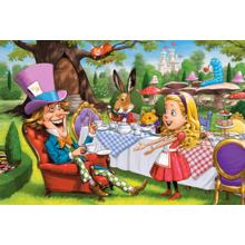 Пазл Castorland, 40 элементов - Алиса в стране чудес