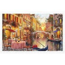 Пазл Pintoo, 1000 элементов - Дэвисон: Закат в Венеции