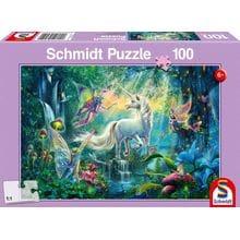 Пазл Schmidt, 100 элементов - Зачарованное королевство