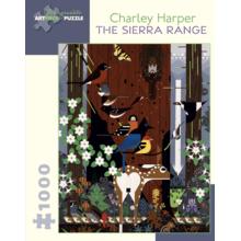 Пазл Pomegranate, 1000 элементов - Чарли Харпер: Птицы горного хребта